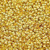 Материалы для творчества handmade. Livemaster - original item Crimp beads crimp 2 mm art. 4-25, color - gold. Handmade.