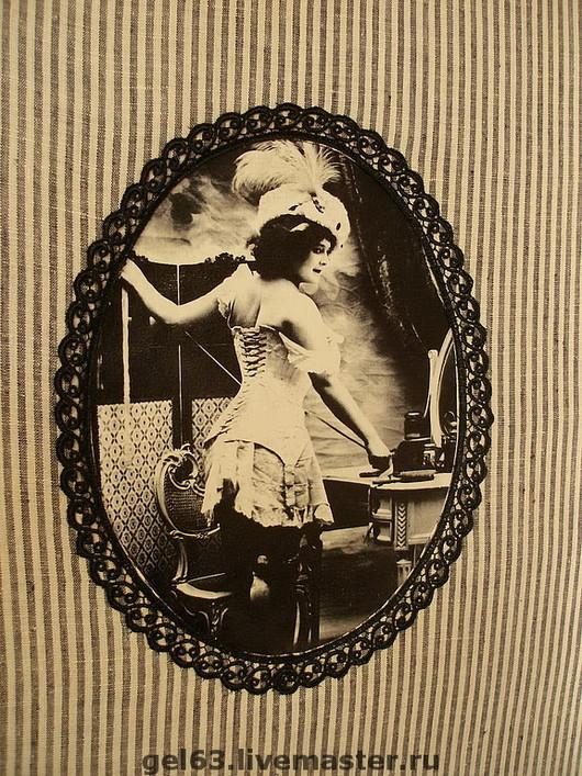 """Мебель ручной работы. Ярмарка Мастеров - ручная работа. Купить ширма """"Corset"""". Handmade. Ширма, декоративная тесьма"""