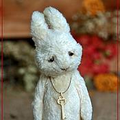 handmade. Livemaster - original item Friends Teddy. The author`s work. Teddy-Bunny.. Handmade.