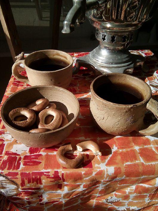 Кружки и чашки ручной работы. Ярмарка Мастеров - ручная работа. Купить Кружки керамические. Handmade. Экопосуда, кружки ручной работы