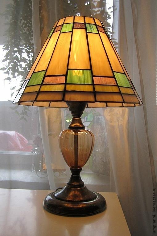 """Освещение ручной работы. Ярмарка Мастеров - ручная работа. Купить Лампа """"Розовая """". Handmade. Лампа, розовый, металл, светильник"""