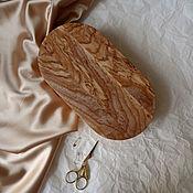 Хранение вещей ручной работы. Ярмарка Мастеров - ручная работа L i m i t e d _ Овальная деревянная коробочка из ясеня. Handmade.