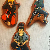 Сувениры и подарки ручной работы. Ярмарка Мастеров - ручная работа Наруто Naruto. Handmade.
