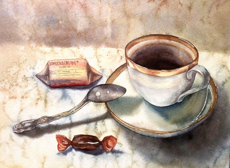 Картинки натюрморты с кофе