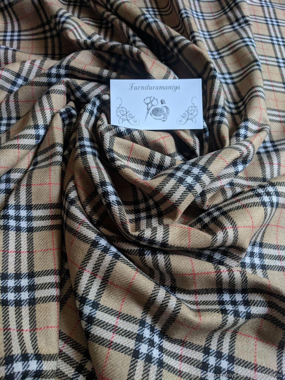 Wool Burberry, Fabric, Mytishchi,  Фото №1