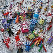 Аксессуары handmade. Livemaster - original item keychains pendants charms. Handmade.