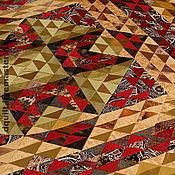 Для дома и интерьера ручной работы. Ярмарка Мастеров - ручная работа Покрывало  Нирвана. Handmade.