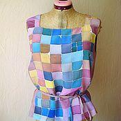 """Одежда ручной работы. Ярмарка Мастеров - ручная работа Топ """" Палитра"""". Handmade."""