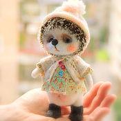 Куклы и игрушки ручной работы. Ярмарка Мастеров - ручная работа Ежик, 19см. Handmade.