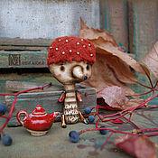 Украшения ручной работы. Ярмарка Мастеров - ручная работа Брошки  Лесные существа. Handmade.
