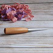 Материалы для творчества ручной работы. Ярмарка Мастеров - ручная работа Шило конусное, кукольное. Handmade.