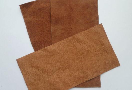 Вышивка ручной работы. Ярмарка Мастеров - ручная работа. Купить Замша, коричневый оттенок. Handmade. Коричневый, замша натуральная кожа