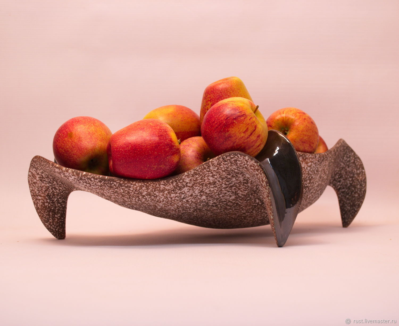 "Ваза для фруктов ""Ползучая"""