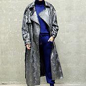 Пальто меховое Serebro