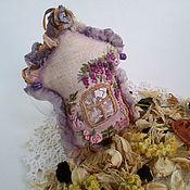 Сувениры и подарки ручной работы. Ярмарка Мастеров - ручная работа Саше Сказочный ароматический домик. Handmade.