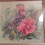 Картины и панно ручной работы. Ярмарка Мастеров - ручная работа Райская птица. Handmade.