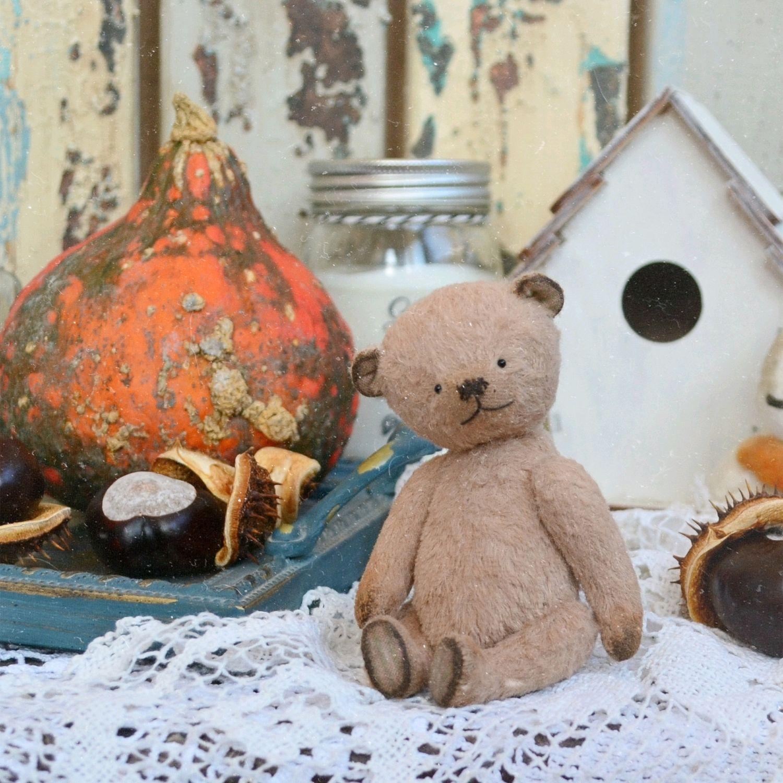 Мишка Тедди Китя, Миниатюрные игрушки, Новороссийск, Фото №1