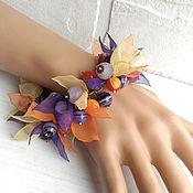 Украшения handmade. Livemaster - original item bracelet - necklace. bright vitamins))))). Handmade.