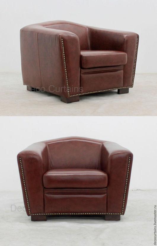 Мебель ручной работы. Ярмарка Мастеров - ручная работа. Купить Английский стиль с современными нотками АР ДЕКО-кресло. Handmade.