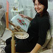 """Подставки ручной работы. Ярмарка Мастеров - ручная работа Станок для вышивания """"Малыш"""". Handmade."""