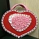 Детские аксессуары ручной работы. Ярмарка Мастеров - ручная работа. Купить фетровая сумочка для маленьких принцесс. Handmade. Розовый, бантики