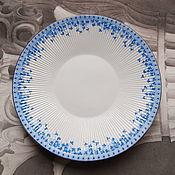 Винтаж handmade. Livemaster - original item Rare! Dish Wileman & Co Foley China, 1894-1910, England. Handmade.