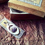 """Украшения ручной работы. Ярмарка Мастеров - ручная работа Подвеска """" Чароит """". Handmade."""