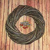 Основа для флористики ручной работы. Ярмарка Мастеров - ручная работа Основа для венка большая, 30-35 см (рябина). Handmade.