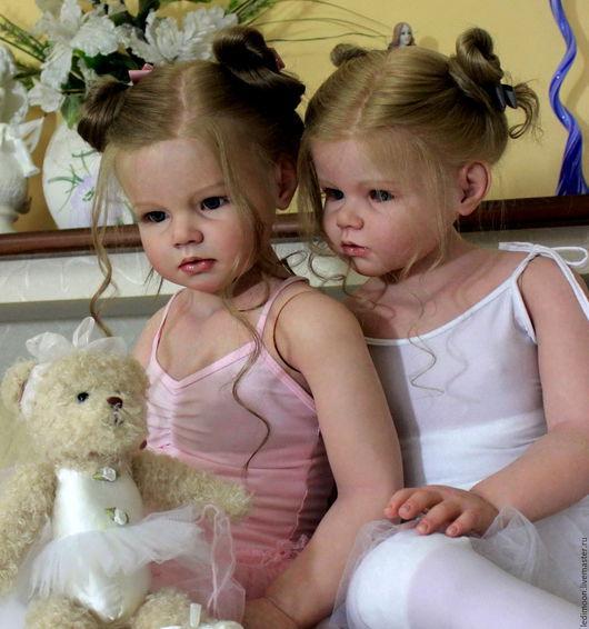 Куклы-младенцы и reborn ручной работы. Ярмарка Мастеров - ручная работа. Купить Эва. Handmade. Бежевый, елена ядрина