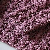 """Одежда ручной работы. Ярмарка Мастеров - ручная работа Пуловер """"Пыльная роза"""". Handmade."""