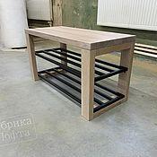 Для дома и интерьера handmade. Livemaster - original item Banquette made of oak. Handmade.