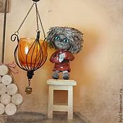 Куклы и игрушки ручной работы. Ярмарка Мастеров - ручная работа Домовенок Кузенька. Handmade.