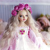Куклы и пупсы ручной работы. Ярмарка Мастеров - ручная работа Джейн  интерьерная кукла. Handmade.