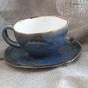 Посуда handmade. Livemaster - original item A couple of tea. Handmade.