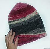 Аксессуары handmade. Livemaster - original item Fashion hat beanie. Handmade.