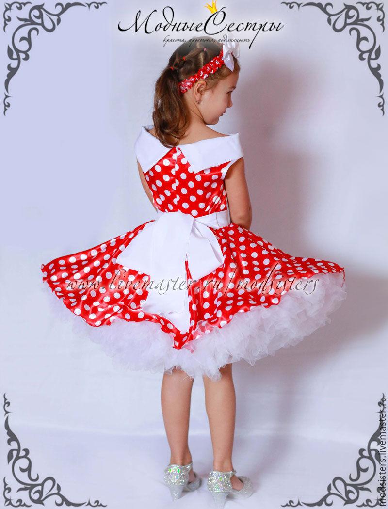 Платье стиляги для девочек своими руками 259