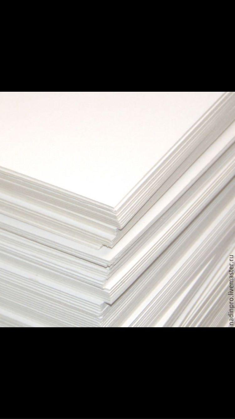 Пивной картон 1,55 мм 20 см х 20 см и другие размеры, Бумага, Санкт-Петербург, Фото №1