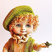 Куклы и игрушки ручной работы. Ярмарка Мастеров - ручная работа Авторская кукла Лети!. Handmade.