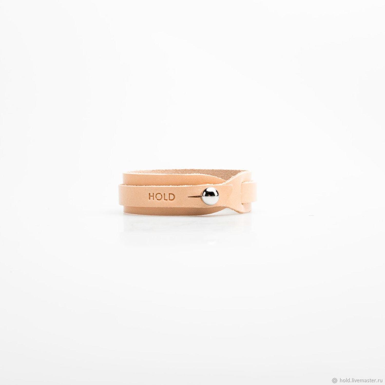 Браслеты ручной работы. Ярмарка Мастеров - ручная работа. Купить Кожаный  браслет, браслет мужской ... 18f950683d2