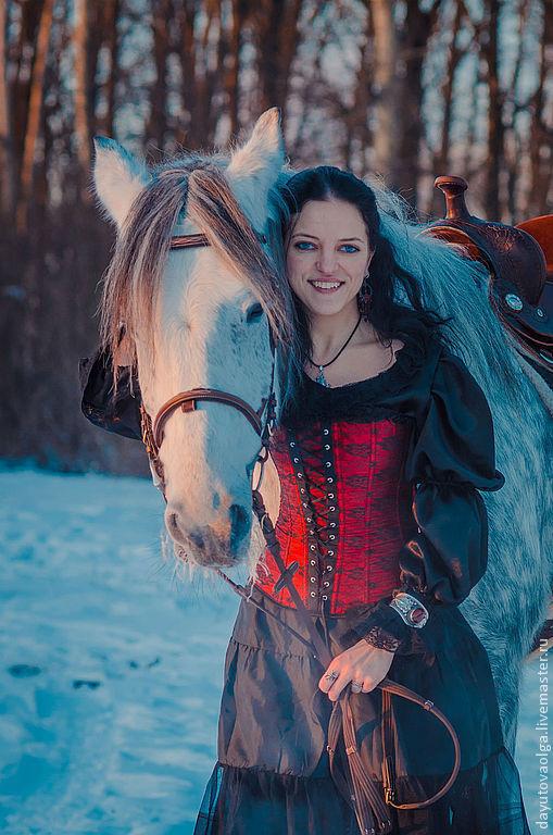 """Блузка """"Каролина"""", Блузки, Москва,  Фото №1"""