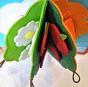 Куклы и игрушки ручной работы. Ярмарка Мастеров - ручная работа Времена года - развивающе-игровой сюжет!. Handmade.