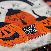 """Картины и панно ручной работы. Ярмарка Мастеров - ручная работа Панно """"Хэллоуин"""". Handmade."""