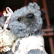 Куклы и игрушки ручной работы. Ярмарка Мастеров - ручная работа Большая медведица Глафира. Handmade.