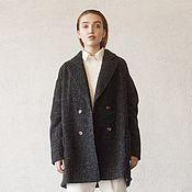 Одежда handmade. Livemaster - original item Women`s oversize moon coat. Handmade.
