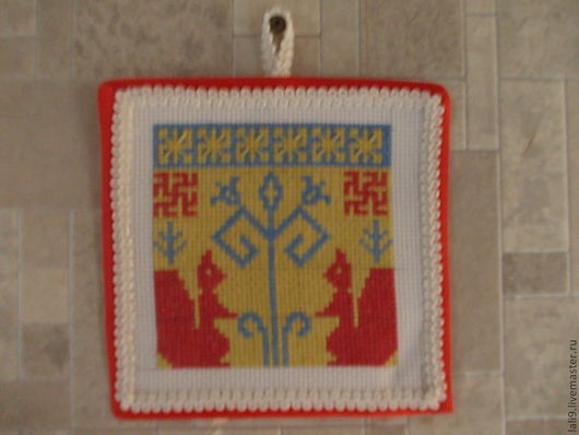 """Быт ручной работы. Ярмарка Мастеров - ручная работа. Купить обереговая вышивка для младенцев """"Солнце"""". Handmade. Оберег, этничская вышивка"""