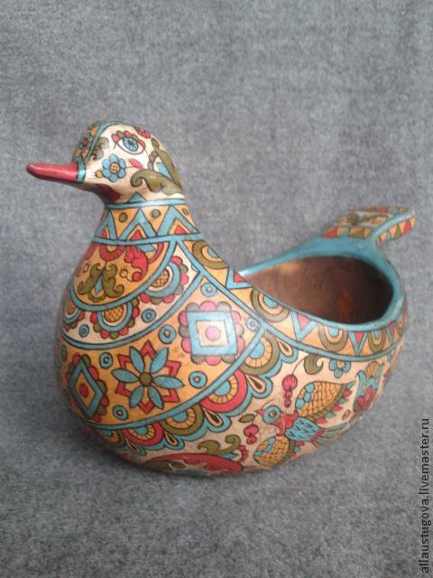 Ladle Utica, Ware in the Russian style, Zaraysk,  Фото №1