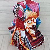 Русский стиль handmade. Livemaster - original item Doll people, Akane. Handmade.