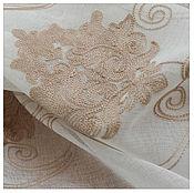 Материалы для творчества handmade. Livemaster - original item Luxury fabric, curtain, merry. Handmade.