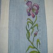 Одежда ручной работы. Ярмарка Мастеров - ручная работа лилия. Handmade.