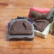 Косметика ручной работы handmade. Livemaster - original item Soap, The Bridges Of St. Petersburg.. Handmade.